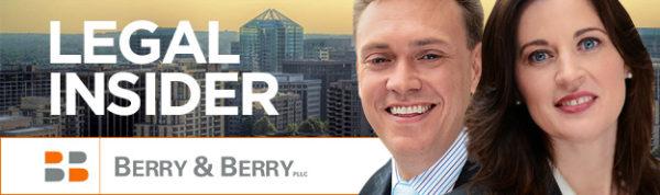 Berry & Berry column banner