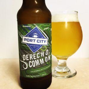 Derecho Common California-style Common Beer