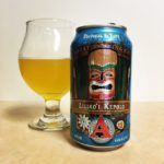 Liliko'i Kepolo Belgian White Ale with Passion Fruit and Spices