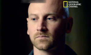 Dillon Behr (photo via National Geographic Channel screenshot)