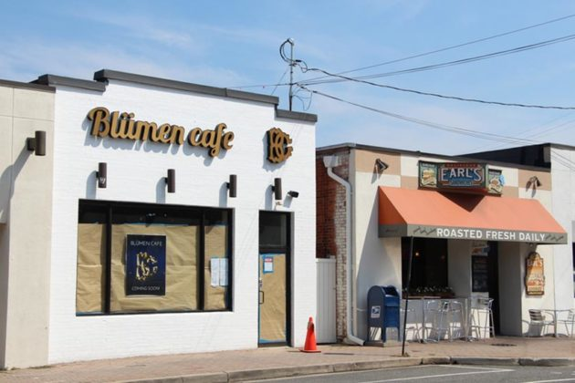 Blumen Cafe is slated to open at at 2607 Wilson Blvd.