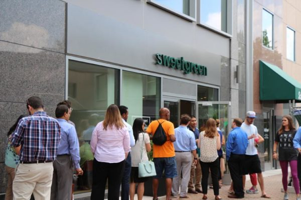 Sweetgreen opening in Clarendon