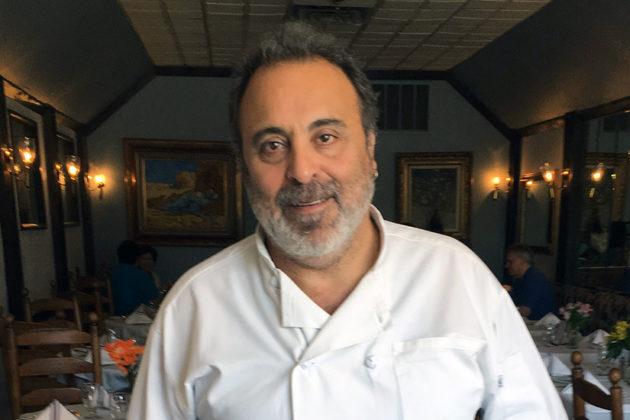 Chef Jacques Imperato, photo courtesy Côte d'Or Café