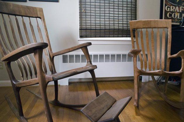 Spugnardi's newest chair creations