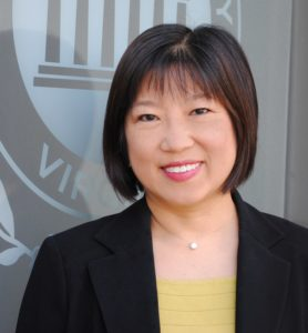 Diana Sun (photo via Arlington County)