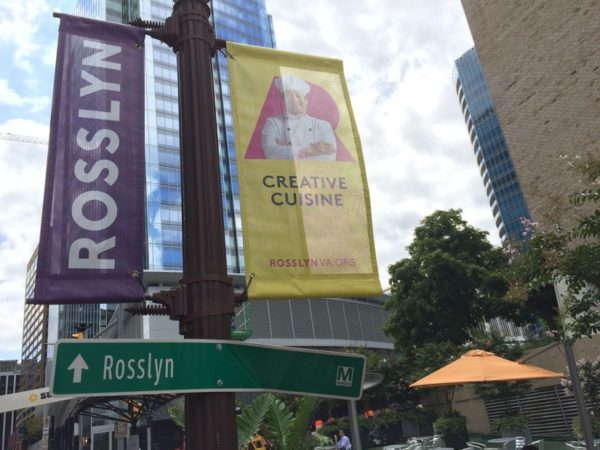 Rosslyn signs
