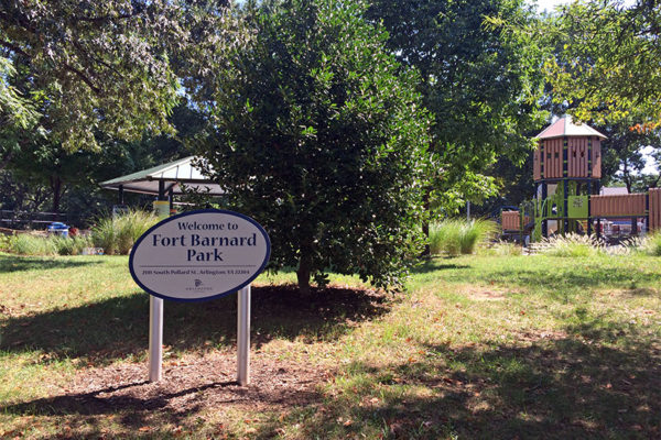 Ft. Barnard Park on 8/24/16