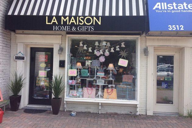 La Maison opened in Cherrydale in 2013