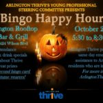 Arlington Thrive's Young Professional Bingo Happy Hour