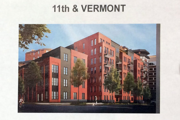 NVR development in Ballston