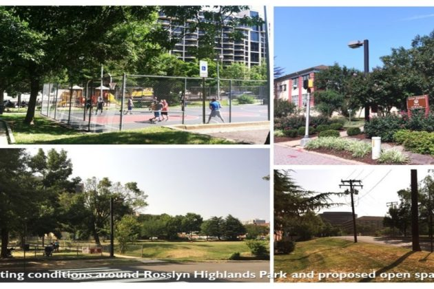 Rosslyn Highlands Park