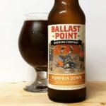 Ballast Point Brewing Pumpkin Down Scottish Ale with Pumpkin