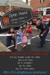 Fire prevention week flier 2016