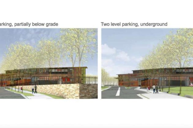 New Thomas Jefferson site elementary school proposed design