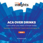 ACA Over Drinks Flier