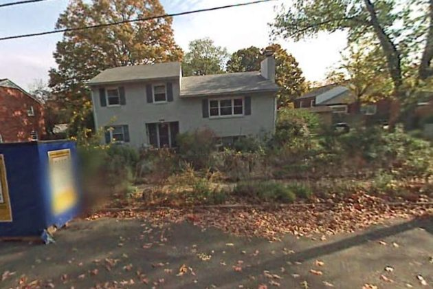 Google Street View from Nov. 2007
