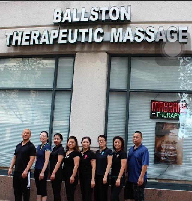 massage ballston