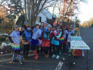 2015 Jennifer Bush-Lawson Memorial 5K Race (photo via Facebook)