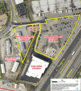 Shirlington site for land swap