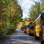 School Buses on 29th Street South
