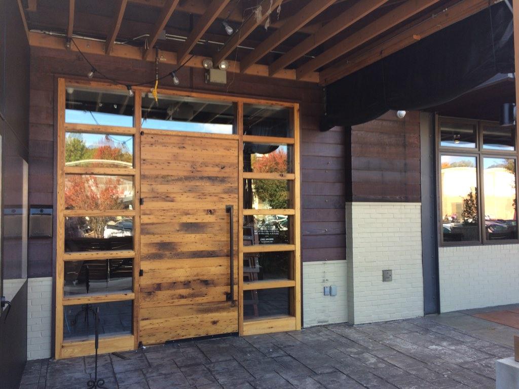 Tazza Kitchen closed at the Arlington Ridge Shopping Center ...