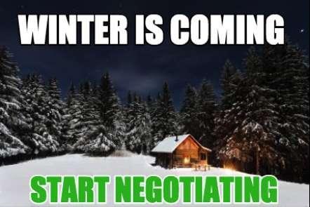 Ask Eli Winter is Coming