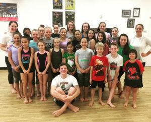 Arlington Gymnastics members