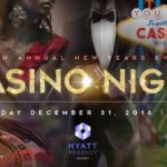 6th Annual New Years Eve Casino Night