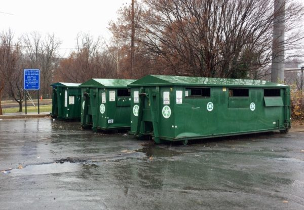Four Mile Run Drive recycling center