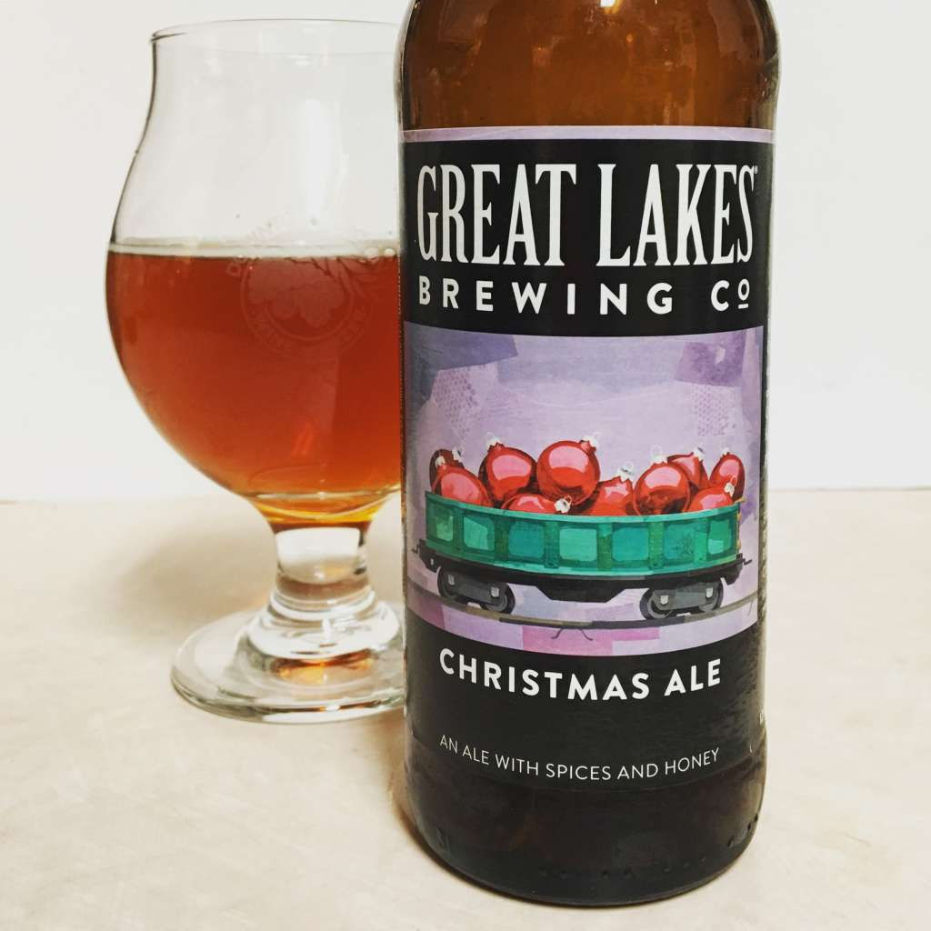 Great Lakes Brewing Company (GLBC) Christmas Ale