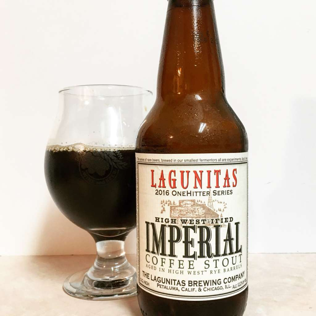 WWBG High West-ified Imperial Coffee Stout