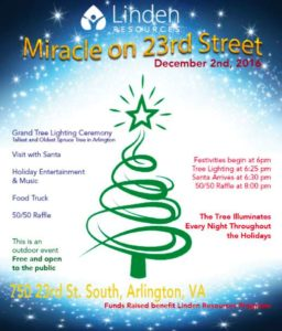 Miracle on 23rd Street flyer