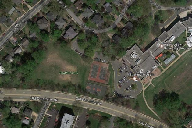 Stratford Park (photo via Google Maps)