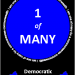 1 of Many Democratic Weekend of Action logo