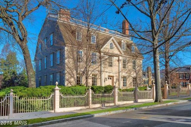 2401 Kalorama Road NW, $7.1M