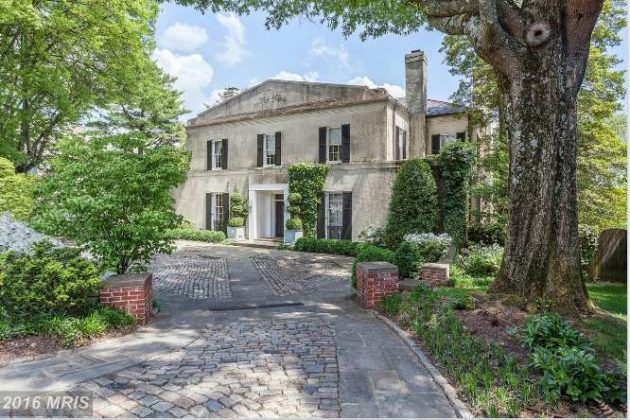 3035 Chain Bridge Road NW, $5.7M