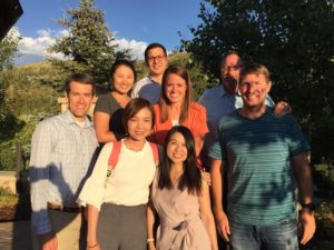 MicroBenefits US staff
