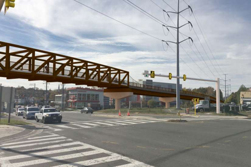 East Falls Church Residents Wary Of Plan For Lee Highway