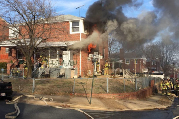 1/1/17 house fire (photo via @ACFDPIO)