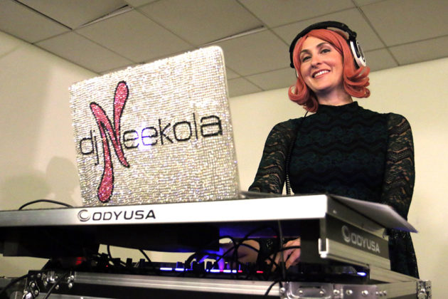 DJ Neekola at Crystal Couture 2017