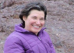 Becky McCleskey (photo courtesy U.S. Park Police)