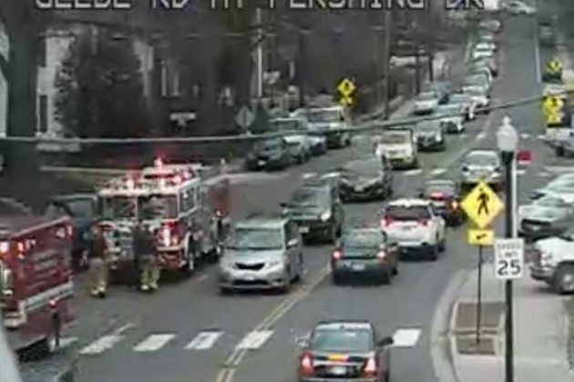Image via Arlington County traffic camera