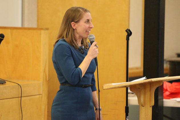 County Board candidate Kim Klingler