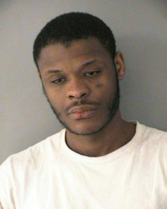 Columbia Pike shooting suspect Martin Walker (photo via ACPD)