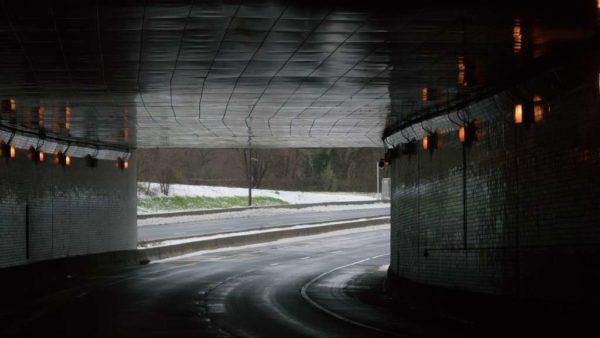 Rosslyn tunnel (Flickr pool photo by John Sonderman)