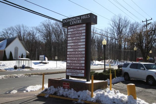 Several stores remain open at the Dominion Hills Centre (file photo)