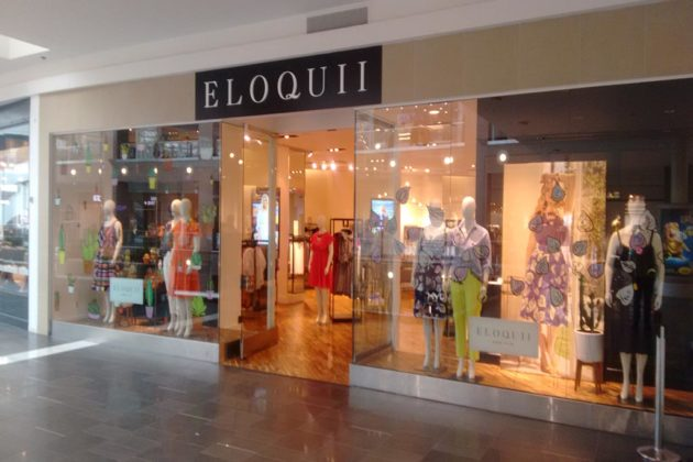 Women's clothing store ELOQUII, open at the Pentagon City Mall