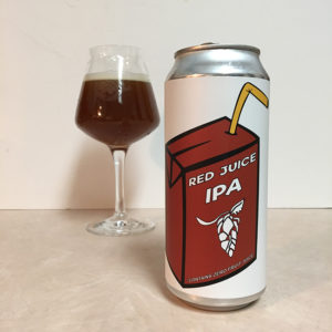 WWBG Red Juice IPA