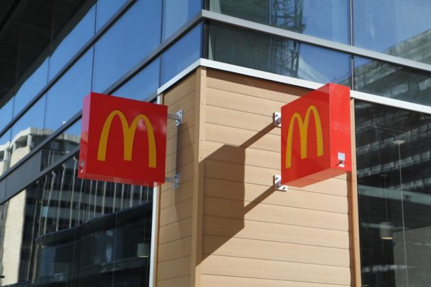 The new Rosslyn McDonald's will be located at 1800 N. Moore Street