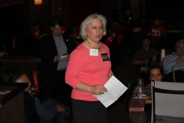 School Board candidate Maura McMahon